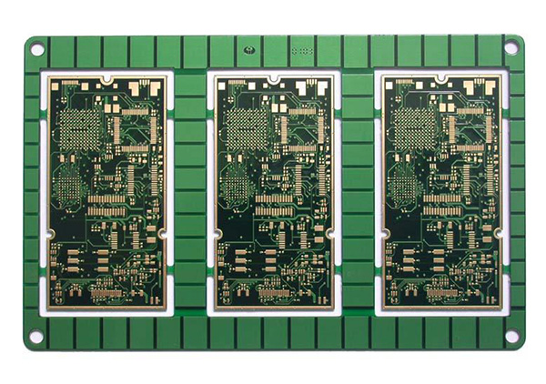 High frequency PCB1