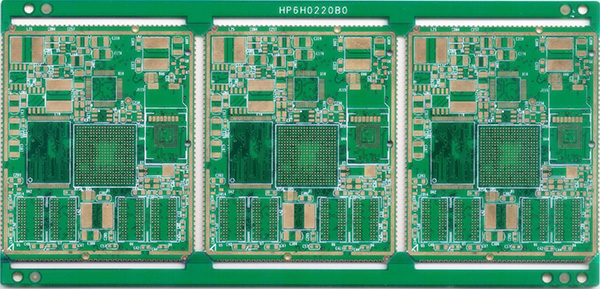 High frequency PCB2